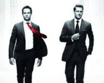 """Suits - Giant 39x54"""" Poster"""