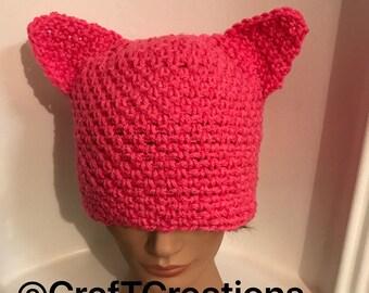 Pussy Cat Hat