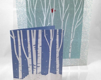 Birch Tree SVG and PNG Files