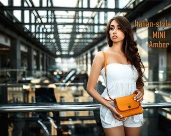 Women's leather purse, Crossbody bag, Women's shoulder bag, Leather bag, Womens handbag, Leather crossbody, leather tote bag, Gift for her