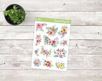 Floral Galore Deco Stickers