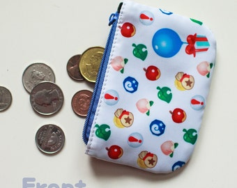 Animal Crossing Coin Purse/Pouch