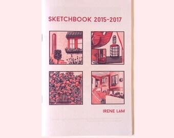 Sketchbook Zine 2015-2017
