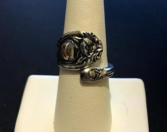 Hanover 1901 Demitasse Spoon Ring
