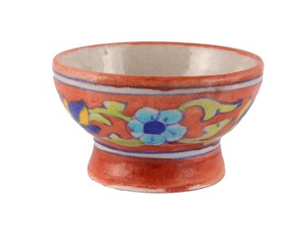 Blue Pottery, Bowl, Pottery Bowl, Ceramic Bowl, Handmade Bowl, Colored Bowl, Traditional Bowl, Serving Bowl, hand painted Bowl, soup bowl,