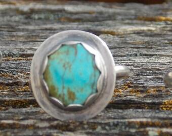 Turquoise Mountain Ring 7.75
