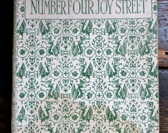 Number Four Joy Street - Basil Blackwell - 1926