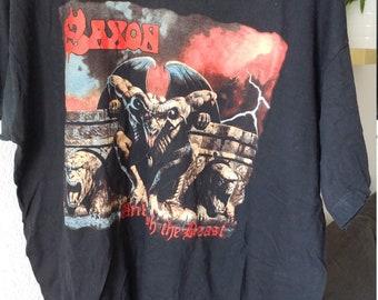 Saxon Vintage Shirt 1997