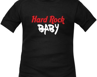 Kids t-shirt ROCK: rock baby