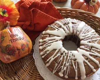 Sweet Harvest Pumpkin Ale Bread