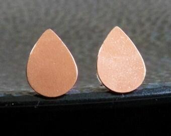 Drop Stud Earrings