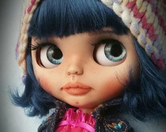 Vendida  Blythe custom doll OOAK
