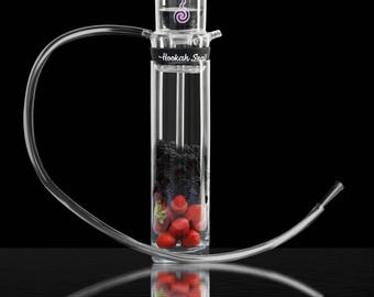 Mini hookah glass Hookah Snail | version 2