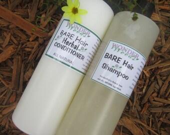 JUMBO, TRULY All Natural Herbal Shampoo & Conditioner, Customer Favorites