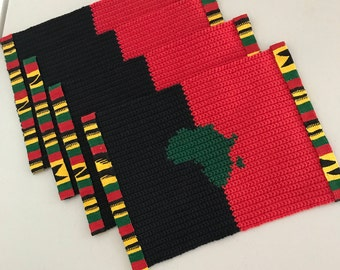 Out of Africa Table Placemat