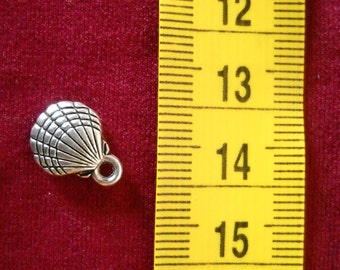 Scallop Shell Bead For Jewelry Making