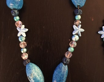 Yemaya Sea Shell Necklace Orisha