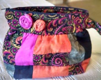 Purse Organizer - Quilt Design Clutch and Organizer - Recently added Organizer