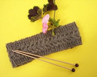 Knitting Pattern for a headband