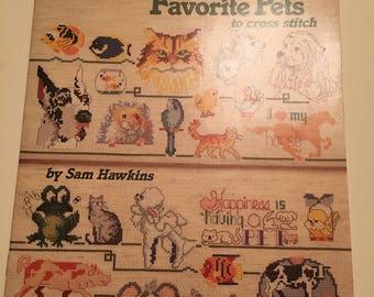 American school of needlework 50 favorite pets