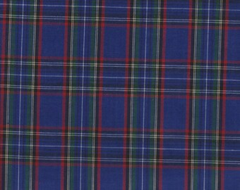 MacDonald Tartan Plaid from Spechler Vogel