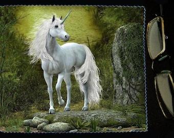 Cloth wipes glasses Unicorn model 1