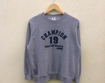 Rare!! champion sweatshirt