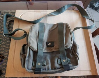 Vintage NIKE military bag, very rare!