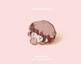 Bubblegum Kaia Enamel Pin