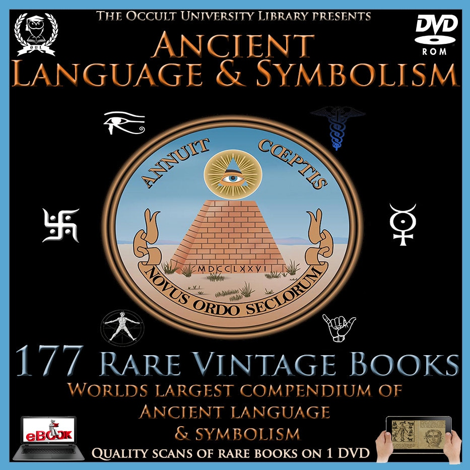 177 rare vintage books on dvd ancient symbol symbolism zoom biocorpaavc Choice Image