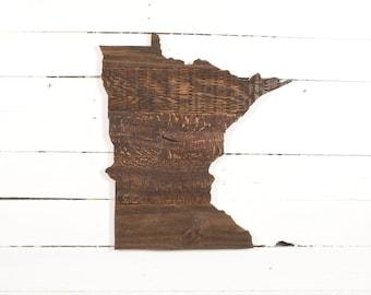 Minnesota Pallet Wall Art