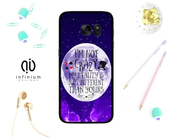 Im Not Crazy Case For Samsung S9, iPhone X, iPhone 8, 8 Plus, iPhone 7, iPhone 6S, Samsung S9 Plus, Samsung S8, S8 Plus, Samsung J5 & Note 8