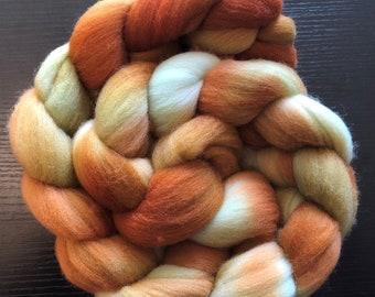 Hand Dyed Merino Wool
