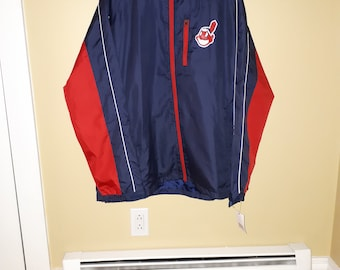 Cleveland Indians Windbreaker Brand new with tags