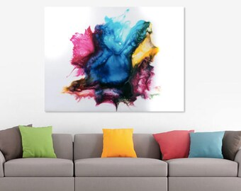 ART.Resin art print. Collection DESIRE by Sandra Vichi
