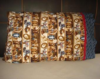 Horse/country pillowcase.