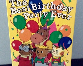 Richard Scarry's - The Best Birthday Party Ever