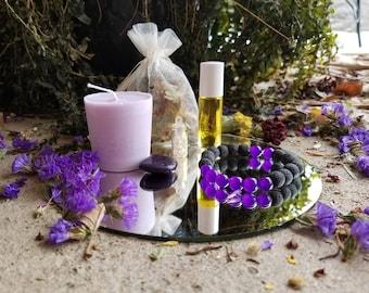 Lavender Aromatherapy set