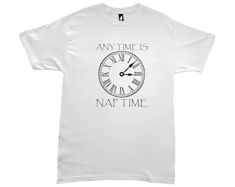 Any Time Is Nap Time Clock