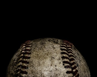 Baseball Photography, Sports Photo, Wall Art, Office Decor, Home Decor, Color Photo