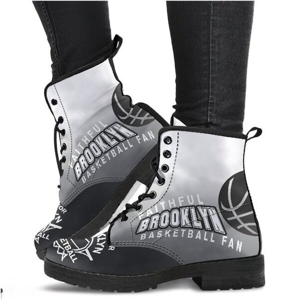 HB Brooklyn Fan Basketball 003D Nets PP Boots BK qwwA1F8