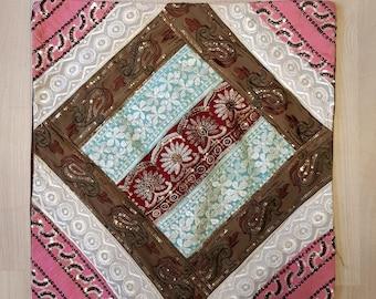 Indian ethnic Cushion pillowcase