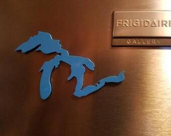 Great lakes fridge magent