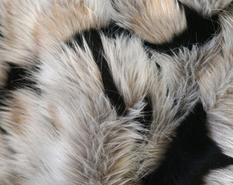 Fabric  only - Faux Fur from Luv Warrior