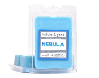 Nebula Scented Soy Wax Tart Melts