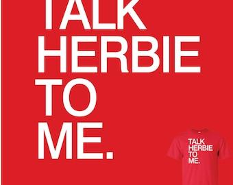 Talk Herbie To Me