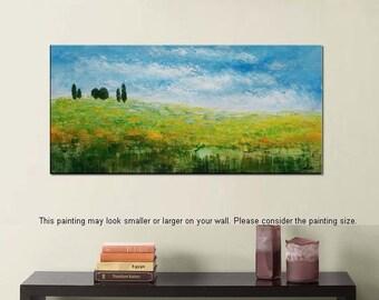Oil Painting, Landscape Painting, Original Art, Abstract Art, Wall Art, Canvas Painting, Canvas Art, Large Art, Abstract Painting, Abstract