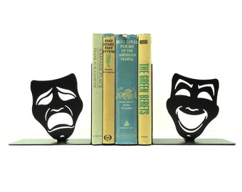 Comedy Tragedy Bookends