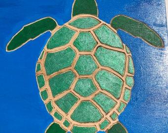 Sea Turtle Wall Décor