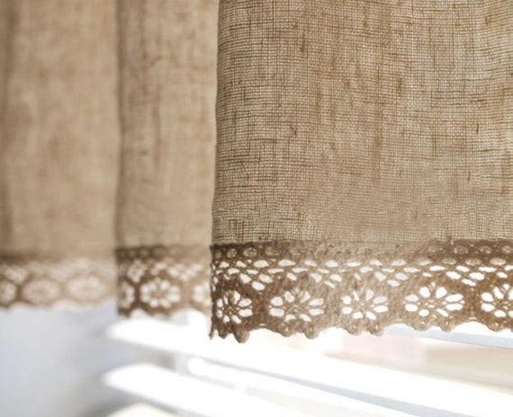 macrame ebay unique heavy curtain pictures tier cotton lace medium size curtains panels colonial design of medallion victorian materials